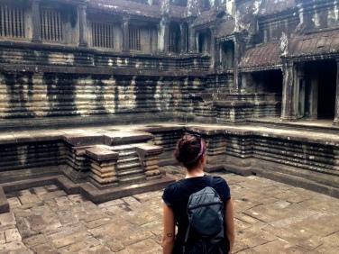 Angkor Wat; Cambodia (June 2016)