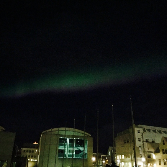 See the Northern Lights (Feb. 2016)