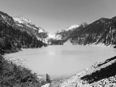 Blanca Lake, WA