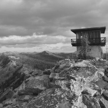 Hidden Peak Lookout, WA