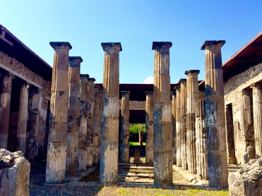 Ruins of Pompeii; Naples, Italy (Aug. 2014)