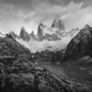 Camping in Patagonia; Chile & Argentina
