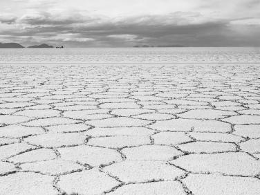 Salt Flats; Uyuni, Bolivia