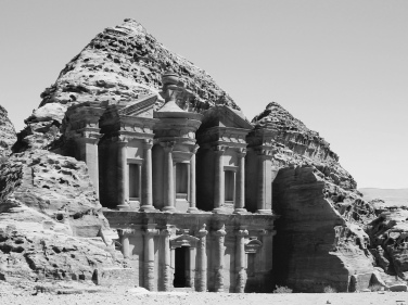 Lost City of Petra, Jordan