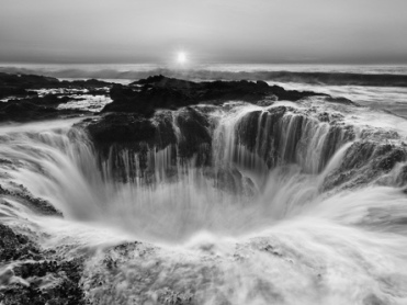 Thor's Well, OR