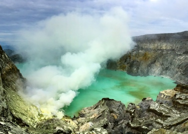 Kawah Ijen, Indonesia (Dec. 2016)