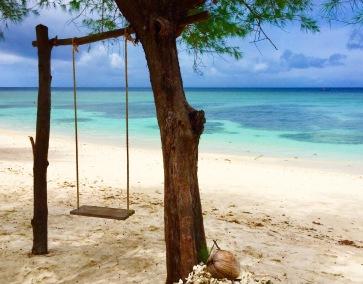 Easy living on the Gili Islands