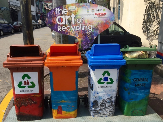 """The """"art"""" of recycling!"""