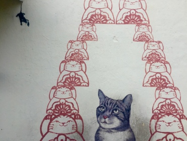 Love Me Like Your Fortune Cat, 101 Lost Kittens by Artists for Stray Animals