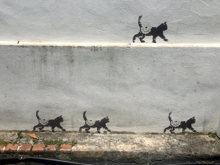 By Artists For Stray Animals
