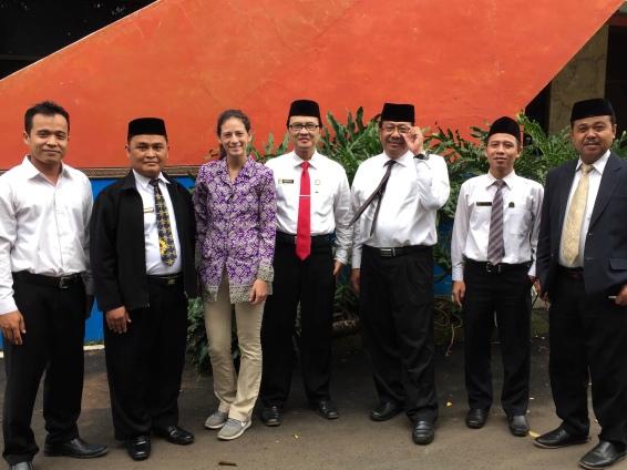 The wonderful administrators