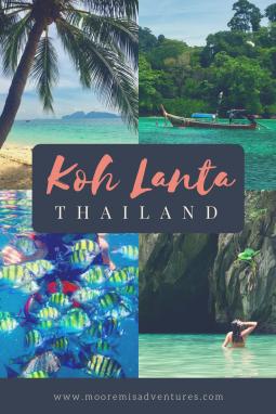 Ko Lanta, Thailand | by Moore Misadventures