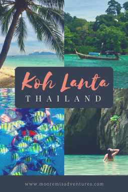 Ko Lanta, Thailand   by Moore Misadventures