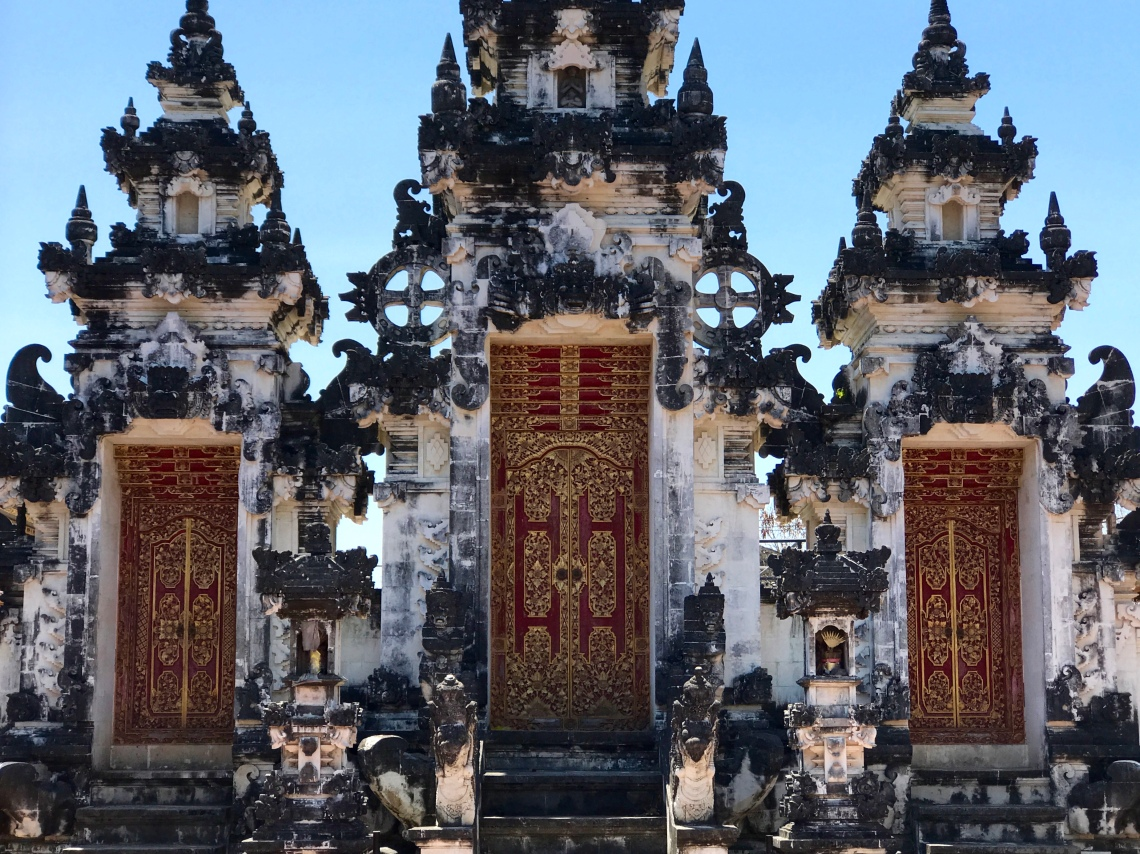 Temples on Nusa Lembongan, Bali
