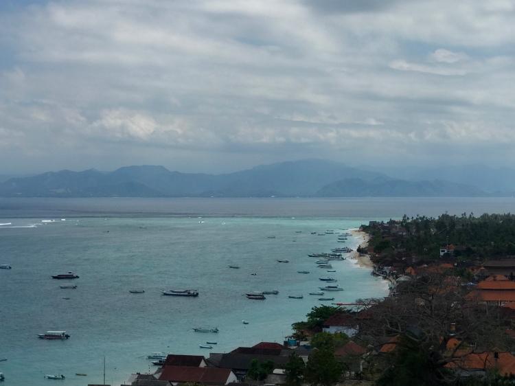 Panorama Point on Nusa Lembongan, Bali