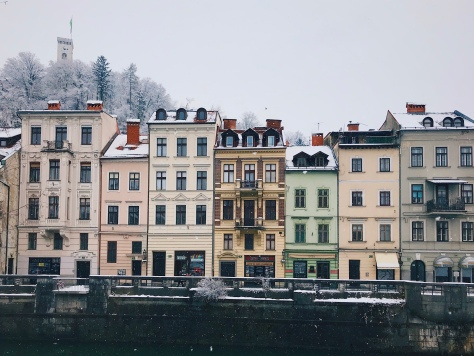 Houses of Ljubljana