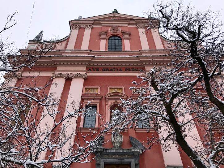 Ljubljana Pink