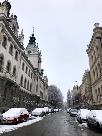 Ljubljana Streets