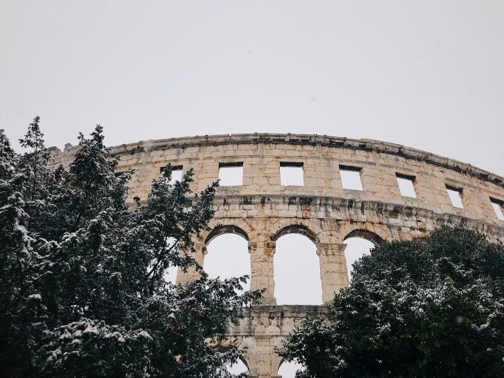 Arena, Pula