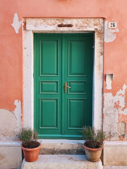 Doors of Rovinj