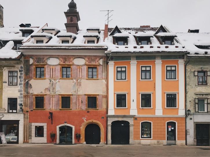 Houses, Skoja Loka