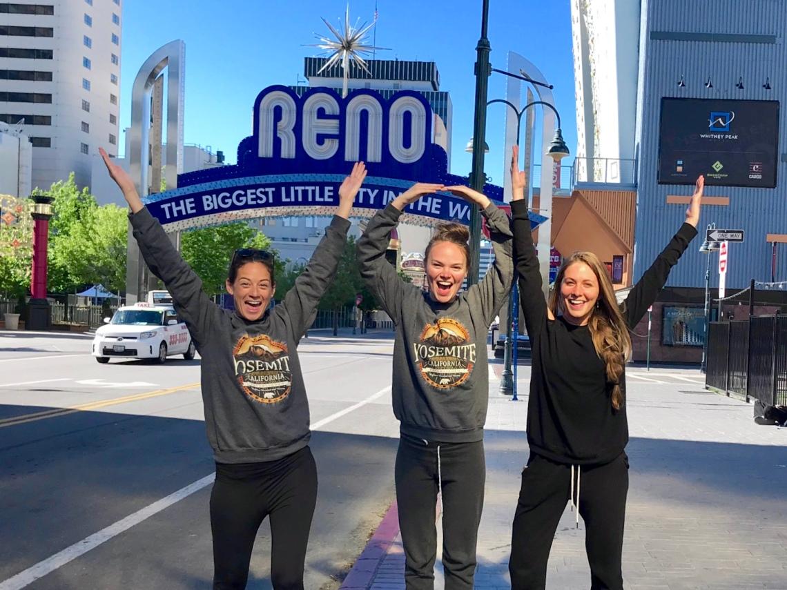 Reno Pitstop
